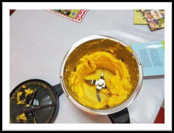 Glace à la mangue